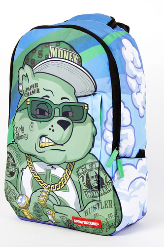 Рюкзак SPRAYGROUND Money Bear Backpack (B183-Multicolor)