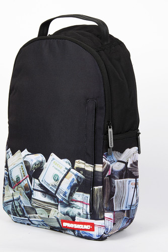 Рюкзак SPRAYGROUND Money Rolled Backpack (B186-Multicolor)