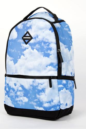 цена Рюкзак SPRAYGROUND Camo Clouds Backpack (B293-Multicolor) онлайн в 2017 году