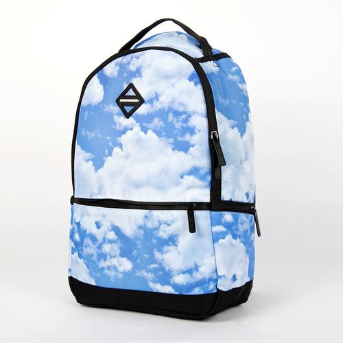 Рюкзак SPRAYGROUND Camo Clouds Backpack (B293-Multicolor) рюкзак sprayground camo clouds backpack b293 multicolor