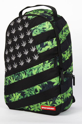 Рюкзак SPRAYGROUND American Diesel Backpack (B181-Multicolor)