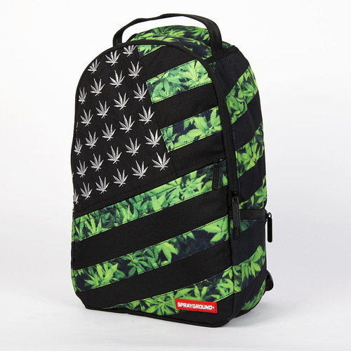 Рюкзак SPRAYGROUND American Diesel Backpack (B181-Multicolor) рюкзак sprayground $tashed jewels waxed cotton backpack bu011j black