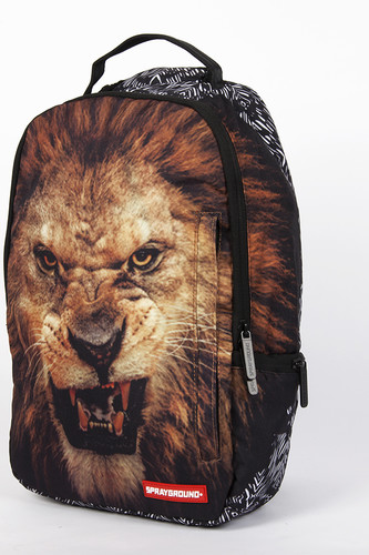 Рюкзак SPRAYGROUND Lion Backpack (B178-Multicolor)