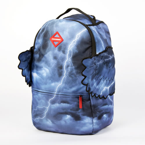 Рюкзак SPRAYGROUND Zeus Backpack Wing (B227-Multicolor) рюкзак sprayground camo clouds backpack b293 multicolor