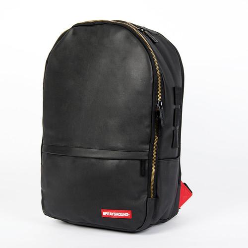 Рюкзак SPRAYGROUND $tashed Jewels Waxed Cotton Backpack (BU011J-Black) рюкзак sprayground $tashed jewels waxed cotton backpack bu011j black