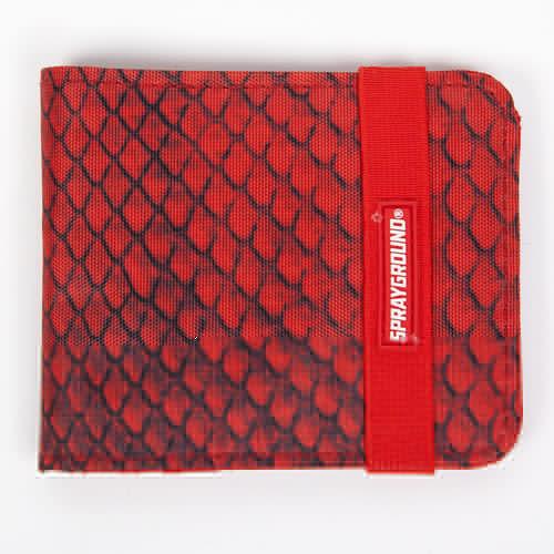 цена Кошелек SPRAYGROUND Rython Wallet (W011-Multicolor) онлайн в 2017 году