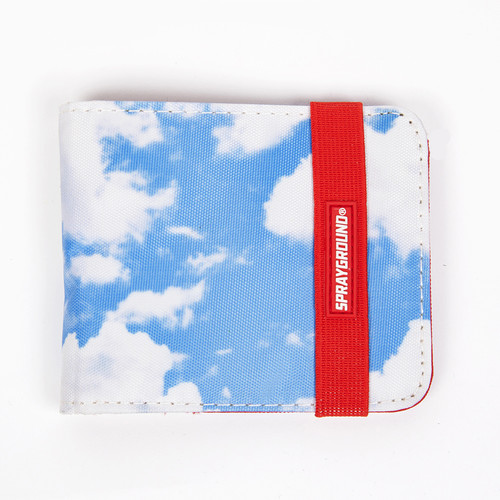 Кошелек SPRAYGROUND Camo Cloud Wallet (W005-Multicolor)