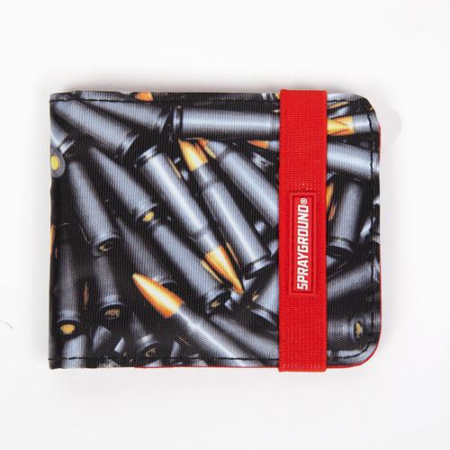 Кошелек SPRAYGROUND The Bullets Wallet (W008-Multicolor)