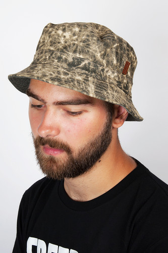 Панама KANGOL Weathered Canvas Bucket (Major, M)