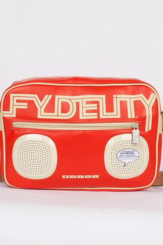 Сумка FYDELITY G-Force Shoulder Bag (Красный-92482)