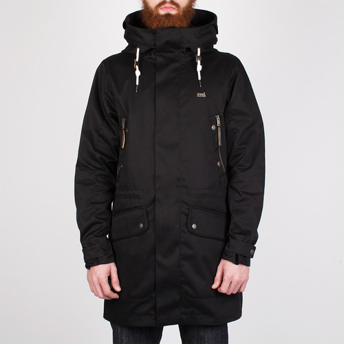 Куртка PENNY ELEVEN PE1501 (Черный, S) боди anais penny s
