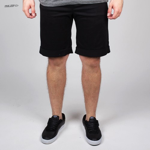 Шорты TRUESPIN Chino Short (Black, L) шорты джинсовые k1x oahu chino shorts black