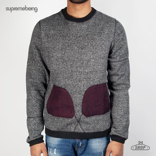 Толстовка SUPREMEBEING Program FW12 (Black, L) belkin f8n569cwc00