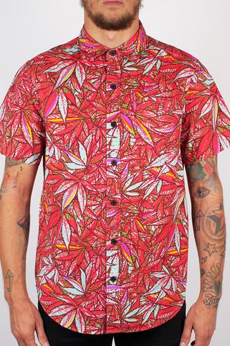 Рубашка MISHKA Mr Nice Guy II SS Button Up (Strawberry-Cough, M) cullin m mr holmes