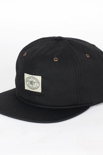 цена на Бейсболка OBEY Sonoma Hat (Black, O/S)