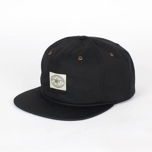 Бейсболка OBEY Sonoma Hat (Black, O/S) куртка obey nation jacket black s