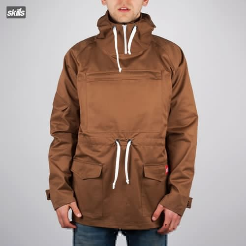 Анорак SKILLS N1 (Brown, M) анорак anteater packable brown m
