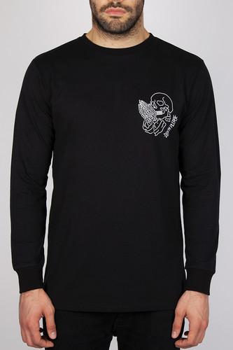 футболка ziq Лонгслив ZIQ & YONI Killer (Черный, M)