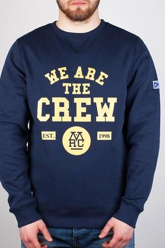 Толстовка MAZINE We Are The Crew Sweater (Navy, L)