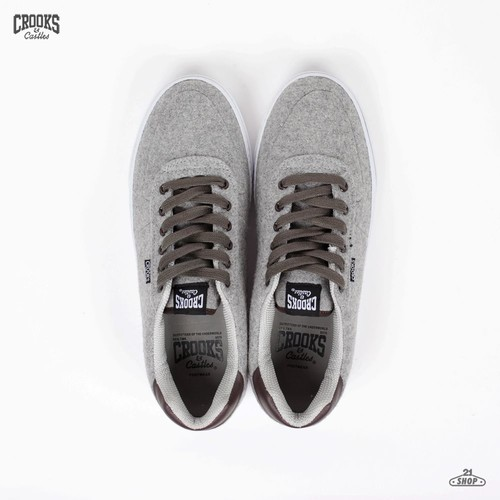 Обувь CROOKS & CASTLES I1260902w (Grey-Speckle, 9)