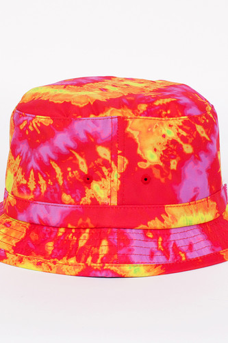 Панама МИШКА Sunset Tie-dye Bucket Hat (Sunset, S/M)