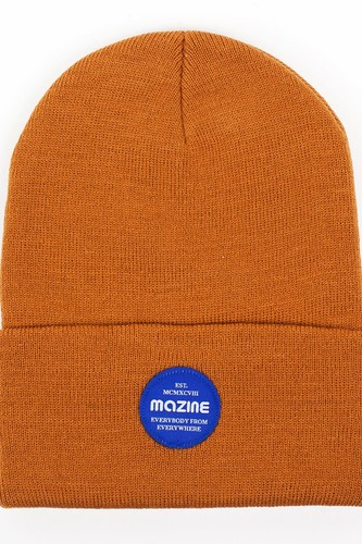 Шапка MAZINE Basic Beanie (Sudan-Brown)