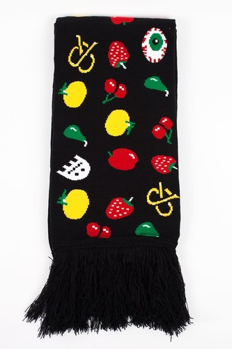 Шарф МИШКА Munchies Scarf (Black)