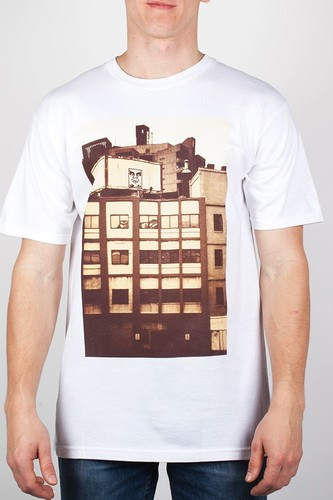 Футболка OBEY All City Icon Photo (White, XL)