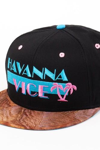 Бейсболка DJINNS 6P Snapback Havana Vice (Black, O/S) printio pornhub snapback