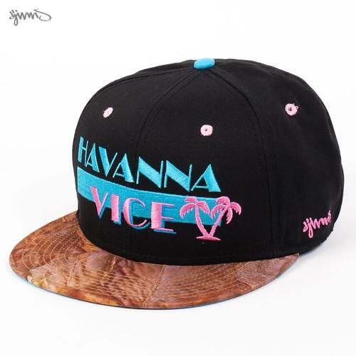 Бейсболка DJINNS 6P Snapback Havana Vice (Black, O/S) все цены