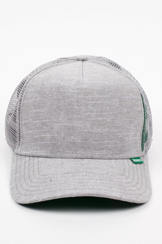 Бейсболка DJINNS Hft Linen 2013 (Grey, O/S)