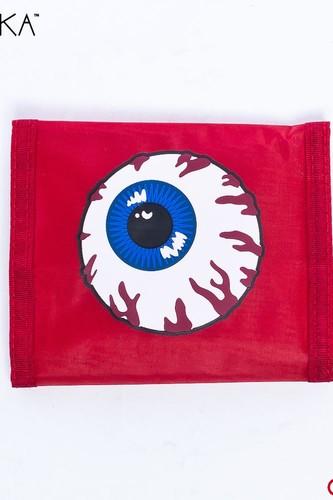 Кошелек МИШКА Keep Watch Nylon Wallet (Red)