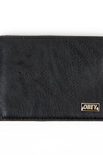 Кошелек OBEY Drexel Bifold Wallet (Black)