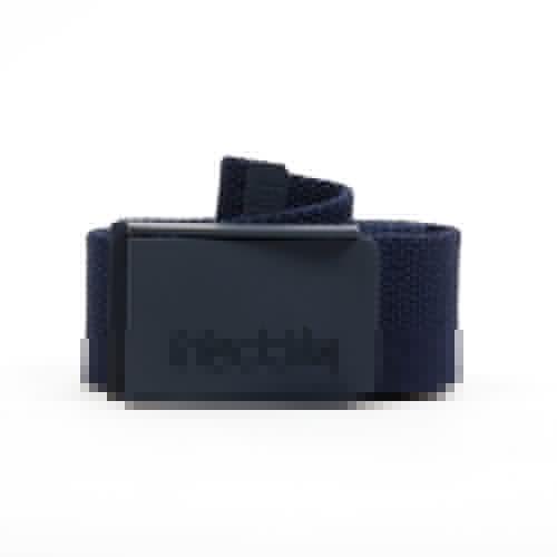 Ремень IRIEDAILY Stainless Rubber Belt (Navy-350, O/S)