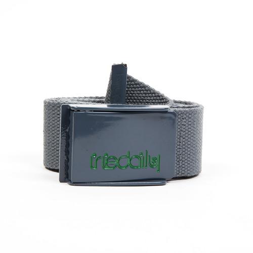 Ремень IRIEDAILY Stainless 2 Belt (Anthracite-701, O/S)