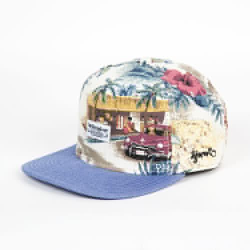 Бейсболка DJINNS 5P Snapback So Tourist (Blue, O/S) цены онлайн