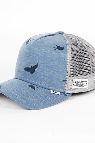 Бейсболка DJINNS Hft Jersey Bird (Blue, O/S)