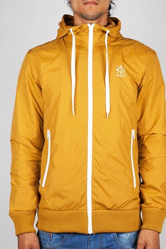 Ветровка REVOLUTION College Jacket (Yellow, M)