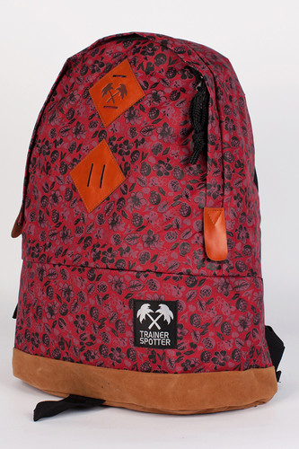 Рюкзак TRAINERSPOTTER Hawaiian Grenade Daypack (Red-B)