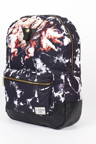 Рюкзак CAYLER & SONS Pray Uptown Backpack (Black/White/Putti) рюкзак cayler