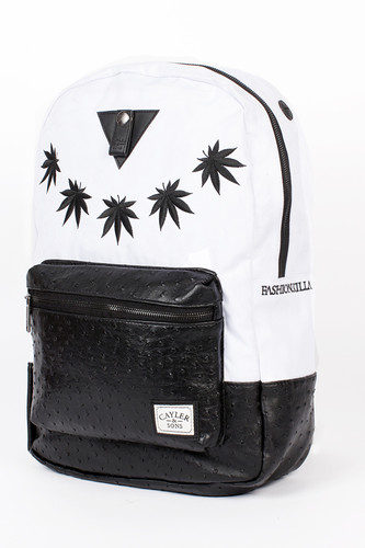 Рюкзак CAYLER & SONS Fashion Killa Uptown Backpack (White/Black)