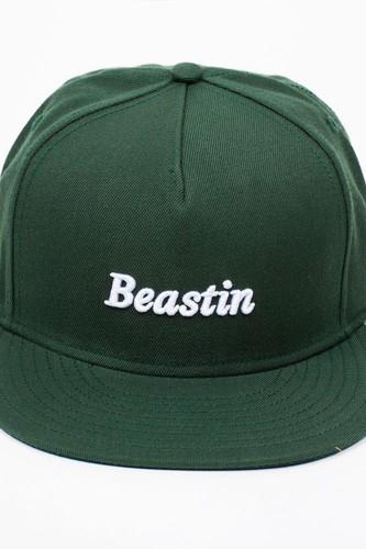 Бейсболка BEASTIN Dopeness (Forest, O/S)