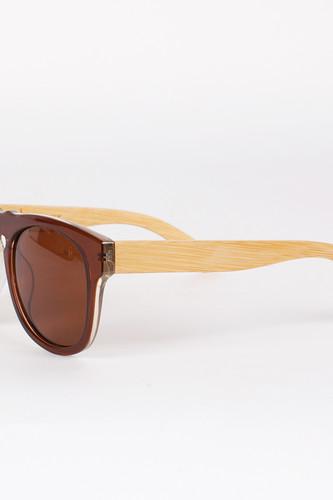 Очки SPUNKY Bamboo Saturn (Brown) tehmoda очки tm0054 g 21 b bamboo page 9