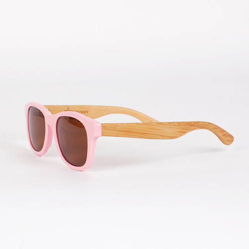 Очки SPUNKY Bamboo Terra (Pink)