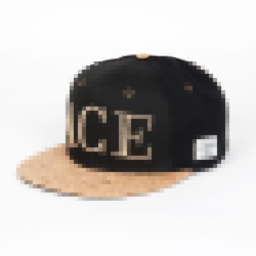 Бейсболка CAYLER & SONS Ace Cap (Black/Cork/Gold, O/S) бейсболка cayler