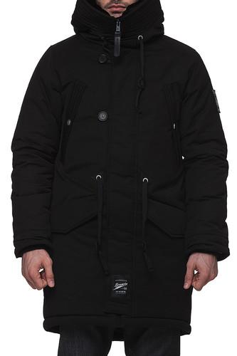 Куртка BIO CONNECTION 602 (Черный, S) все цены