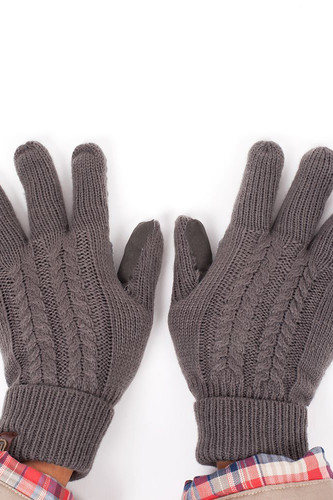 цены Перчатки HARRISON Richard Gloves (Grey, L/XL)