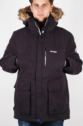 Куртка MAZINE Vancouver Parka FW13 (Black, XS)