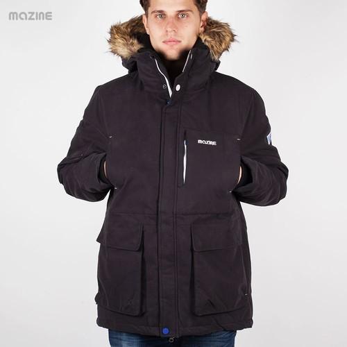 Куртка MAZINE Vancouver Parka FW13 (Black, XS) недорго, оригинальная цена