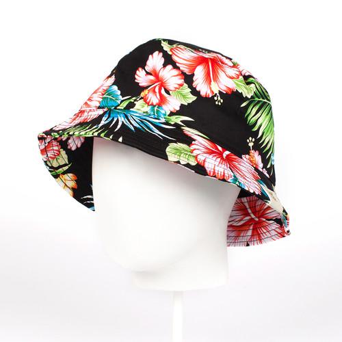 Панама TRUESPIN Las Flores Bucket Hat (Black, L/XL) панама truespin jungle bucket hat jungle camo l xl